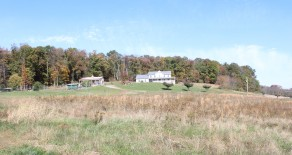 106 +/- Acres and Beautiful 2-Story Home