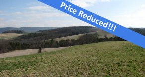 45+/- Acres – Dornsife, PA – Prime Pasture Land w/ Bank Barn & Pond