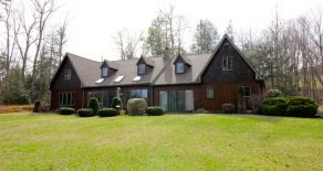 17 Acres, Custom Home in Benton PA