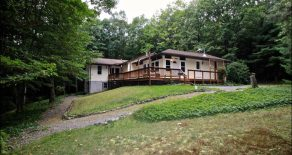53+/- Acres, Home in Bloomsburg